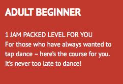 adult beginner