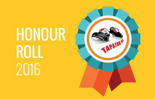 honour roll tapatak oz exams