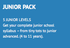 junior pack